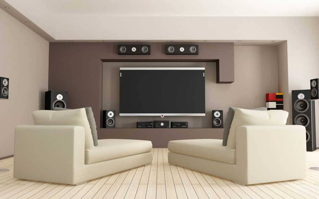 Kino-Feeling in den eigenen vier Wänden – kabelloses Heimkinosystem